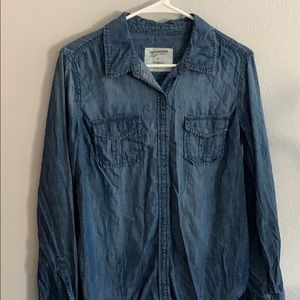Jean styled shirt